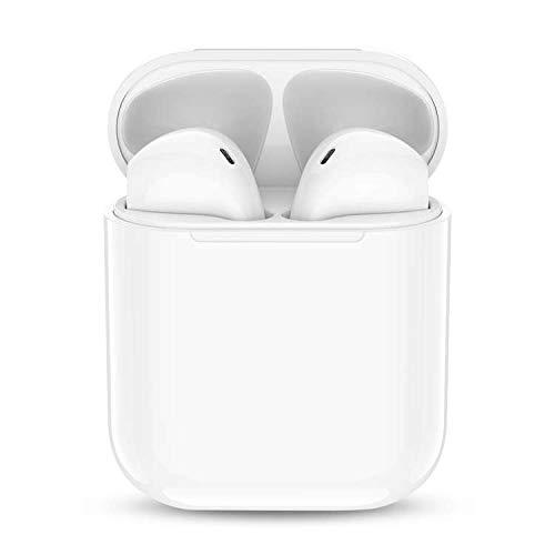 【2020第二世代Bluetooth5.1ワイヤレスイヤホン 革新的 瞬時接続】Bluetoothイヤホン 蓋を開けたら接続 ブルートゥースイヤホン iPhone/ipad/Android適用 IP67完全防水 Siri対応 AAC対応 完全ワイヤレスイヤホン 記憶ペアリング 片耳/両耳 左右分離型 3Dステレオサウンド マイク内蔵 長時間待機 日本語説明書付き