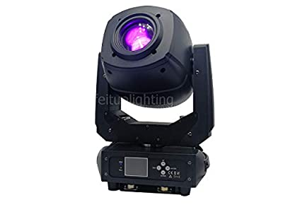 2/lot 230W LED Lyre Moving Head Light Beam Spot ZOOM Party DJ stage light
