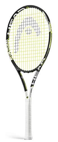 HEAD Graphene XT Speed MP A - Raqueta de Tenis, Color Negro/Verde/Blanco, Talla U30