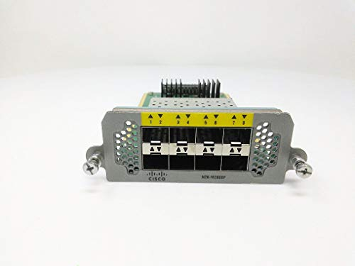 Refurb_Connect Replacement for Cisco N2K-M2800P 8-Ports SFP Fabric Extender Module 73-13921-01 C0