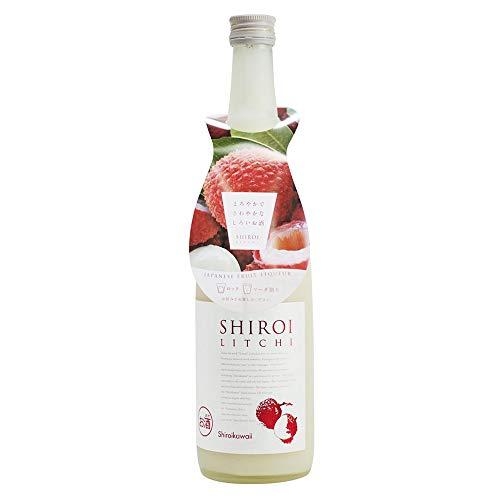 白い SHIROI ライチ 720ml kawaiiシリーズ