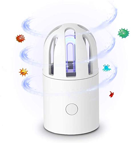 UV Sterilisator,UV keimtötende Lampe Desinfektion Lampe,Lampe UVC antibakterielle Rate 99.9% tragbare für Möbel,Stoff,Bad,Auto,Schule, Hotel, Pet