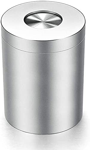 ZCX Milwaukee Mall ashtrays 304 Aluminum Alloy Car Our shop OFFers the best service Rotat Windproof Ashtray with
