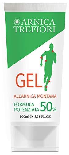 50% ARNICA MONTANA GEL FORTE - 100ml TREFIORI
