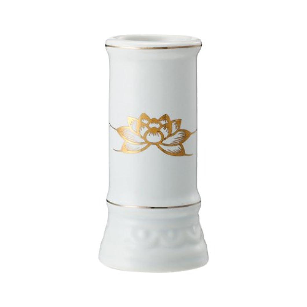使い込む放出リビングルーム日本香堂 線香立て ミニ陶器白磁