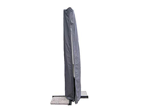 Greenwood Copri ombrellone Sacca ricovero per ombrellone palo Laterale