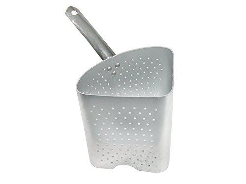 PARDINI Spicchio Alluminio per casseruola 4 spazi cm40 Pentole Cucina, Grigio, 40 cm