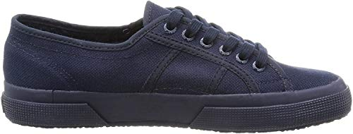 Superga 2750 Cotu Classic Mono, Unisex-Erwachsene Sneaker, Blau (C43), 42 EU (8 UK)