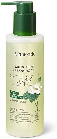 Mamonde Micro Deep Cleansing Facial Cleansers Foam Oil Tissues product image