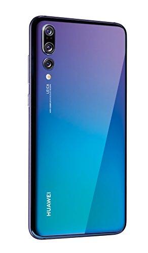 Huawei P20 Pro Smartphone débloqué 4G (6,1 pouces - 128 Go/6 Go - Double Nano-SIM - Android)...