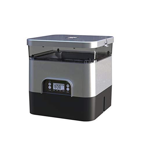 Alimentador Automático De Peces, Control De Plagas A Prueba De Humeda