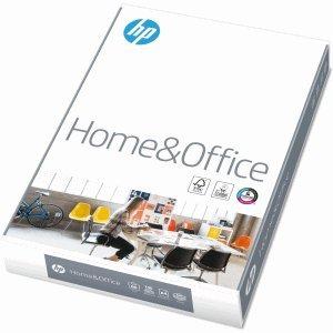 HP Kopierpapier HP Home + Office Papier A4 80g/qm weiß VE=500 Blatt