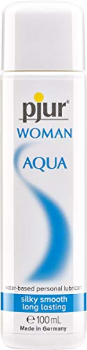 Pjur Woman Aqua Water Based Personal Lubricant