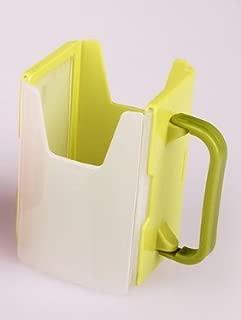 milk carton cup holder