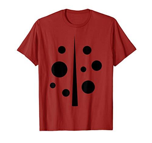 Cooles Design Marienkäfer Lustiger Custome Halloween T-Shirt