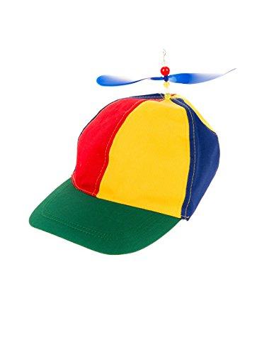 Deiters Baseball Cap mit Propeller bunt