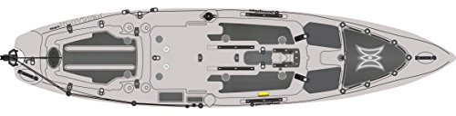 Perception Silent Traction Kit for Pescador Pilot Kayak
