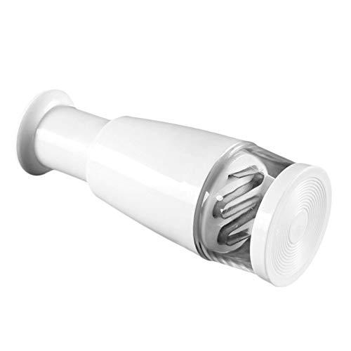 respectueux de lenvironnement et r/éutilisables Bloomeet Lot de 2 cotons-tiges lavables en silicone de s/écurit/é pour nettoyer les oreilles avec bo/îte de rangement