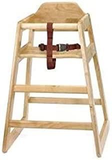 Tablecraft Brown Replacement High Chair Strap (67)