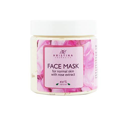 maschera viso idratante