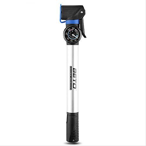Busirsiz Mountain bike portable gas cylinder with barometer Hand-held barometer magnifying glass