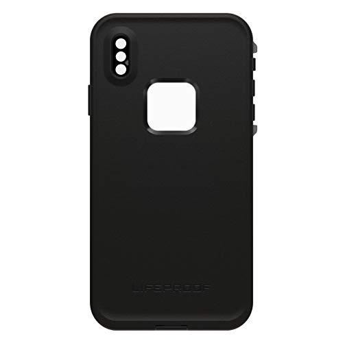 LifeProof Fre sturzsichere Schutzhülle für iPhone Xs Max Noir, schwarz