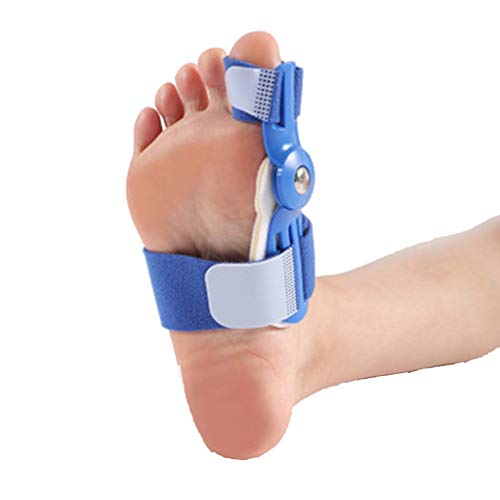 sdfkj Toe Splint Corrector For Valgus Curled Pain Relief Adjustable Auxiliary Foot Treatment Sports After Quickly Recover Preventing Arthritis Gout Applicable All People 1Pairs 0121