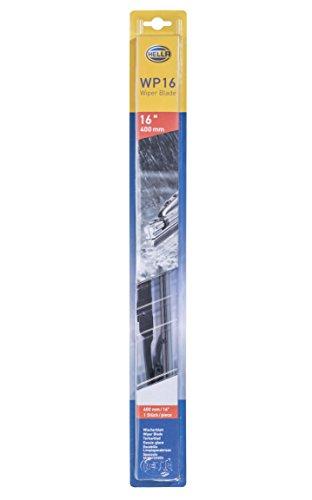 Hella 9XW 178 878-161 Wischerblatt/Scheibenwischer - WP16 - Bügelwischblatt - für Linkslenker - 16Zoll/400mm - vorne - Menge 1