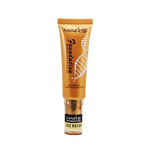 Mars Matte Foundation Moisturizing & Flawless-F05-103 Gift Pack Adbeni Kajal, Skin Whitening Cream