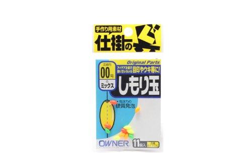 オーナー 81105 シモリ玉(ミックス) 00
