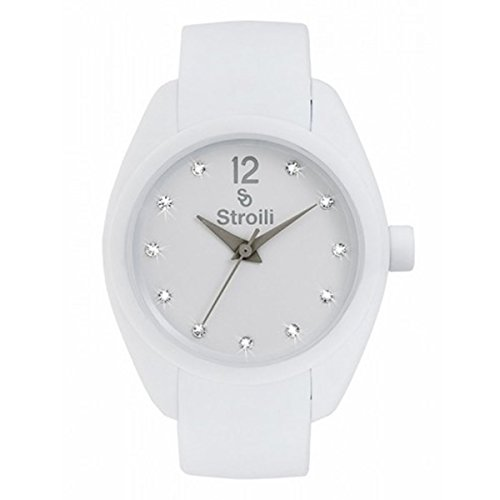 Orologio So Stroili lady crystal in silicone STMS02