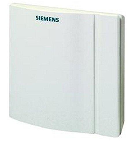 Siemens; RAA11; Termostato serie standard con regulación oculta bajo tapa