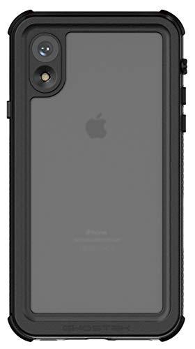 Ghostek Nautical 2 Series Extreme wasserdichte Schutzhülle für Apple iPhone XR (2018), rot
