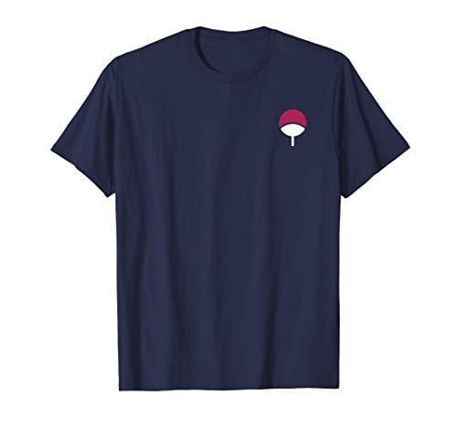 Naruto Shippuden Sasuke Symbol T-Shirt