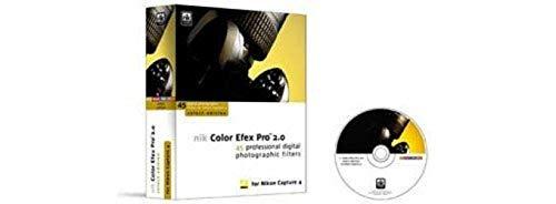 Nikon nik Color Efex Pro 2.0 SELECT EDITION für Nikon Capture 4 u. Picture Project