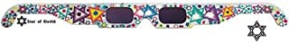 Gemini Specs Glasses Star of David: See All the World Through