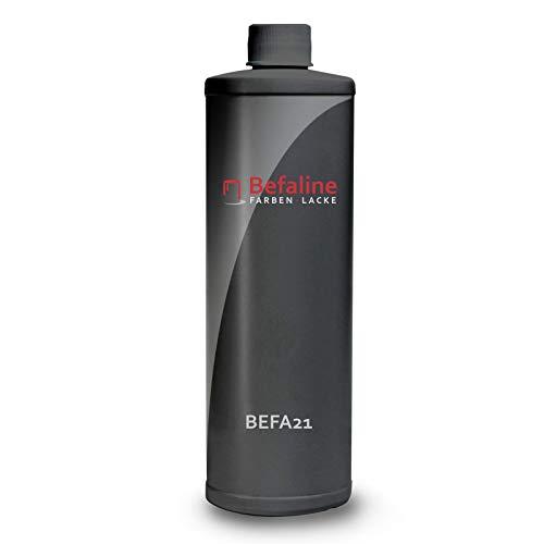 Aceite de linaza BEFA21, 1 l, incoloro, aceite de linaza, barniz, para madera, protección de madera