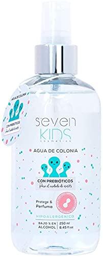 Seven Kids - Agua de Colonia Infantil con Prebióticos y Vitamina B3 o Niacinamida que Protege y Perfuma (100 ml.)