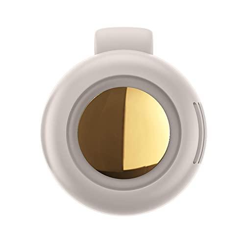 Jiaermei Ventiladores USB Recargable Mini Ventilador De Enfriamiento De Torbellino Pequeño De Cintura Colgante Personal Silencioso para Viajes Al Aire Libre