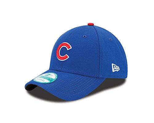 New Era Herren Kappe 9Forty Chicago Cubs, Blau, OSFA, 10982652