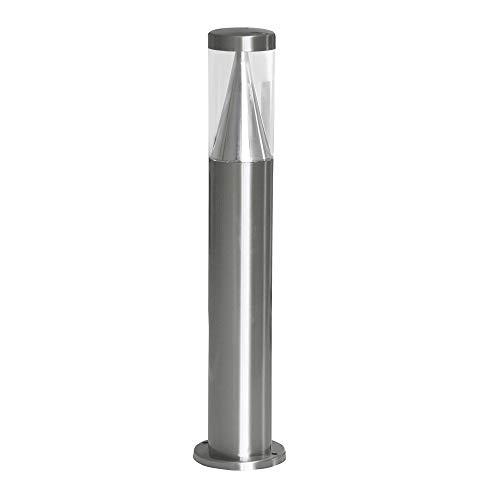 BORNE INOX 15 LED - 50CM