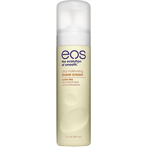eos Ultra Moisturizing Shave Cream - Vanilla Bliss   Provides 24-Hours of Skin-Softening...