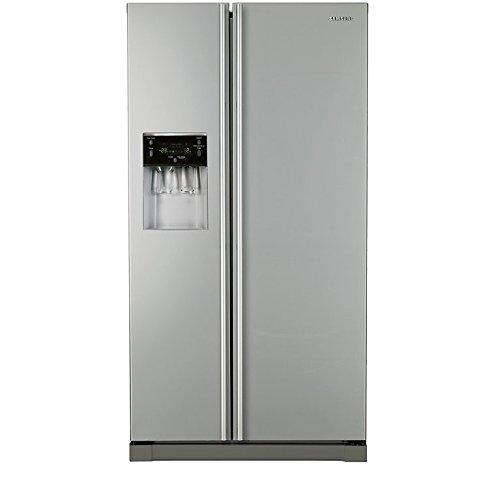 Samsung RSA1UTMG Frigorifero con Congelatore, Argento