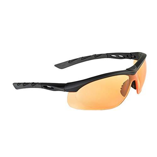 G8DS Schutzbrille gummierte Bügel leicht Outdoor Freizeit
