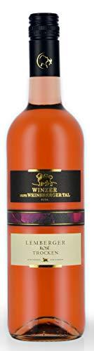 Württemberger Wein Löwensteiner Lemberger Weißherbst QW trocken (1 x 0.75 l)