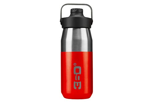 360 Degrees SIP Cap Vacuum Insulated Bottle 550 ml Rouge