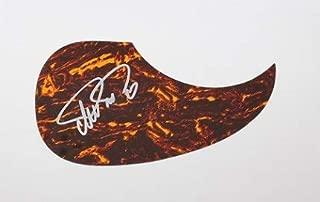 Phish Farmhouse Trey Anastasio Signed Autographed Acoustic Guitar Pickguard Loa