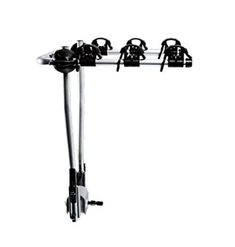 Thule HangOn 3 Tilt, Portabicicletas basculante básico y de fácil manejo (para 3 bicicletas).