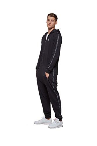 OnePiece Damen Jumpsuit Sprinter, Schwarz (Black) - 6
