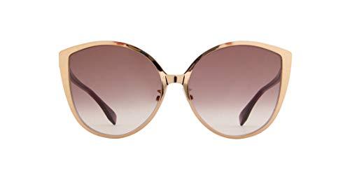 FENDI Damen FF 0395/F/S Sonnenbrille, DDB, 60